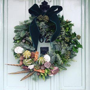 Flower Arranging And Wreath Making Workshops Wild Bloom